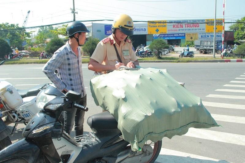 Bình Tân và Bình Chánh chiếm 40% số vụ TNGT toàn TP.HCM - ảnh 2