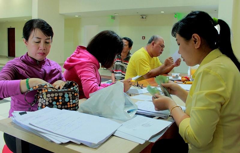 Hùng Thanh tiếp tục hỗ trợ cư dân Carina đến 30-8 - ảnh 1