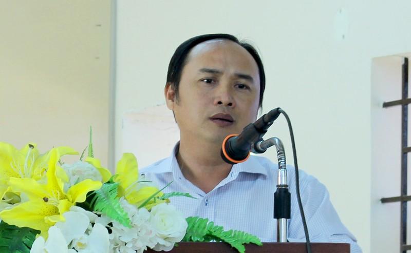 Chủ tịch quận Gò Vấp thông tin về việc kê khai tài sản - ảnh 1