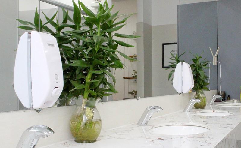 Tham quan toilet '5 sao' tại UBND quận 12 - ảnh 4