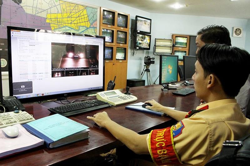 TP.HCM phạt nguội hơn 12.000 trường hợp vi phạm giao thông - ảnh 1
