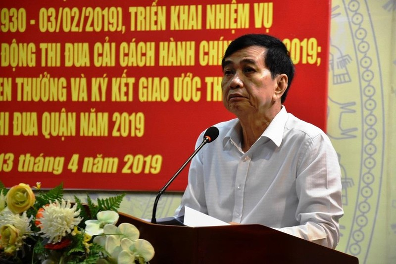 Quận Tân Bình: Buổi tối dân vẫn có thể lên phường nộp hồ sơ - ảnh 3