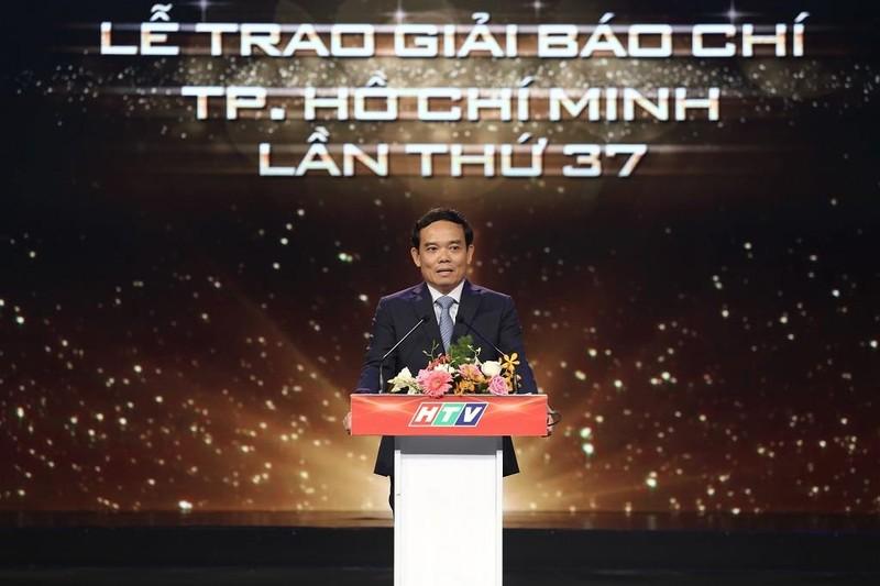Báo Pháp Luật TP.HCM đoạt 7 giải báo chí TP.HCM năm 2019  - ảnh 1