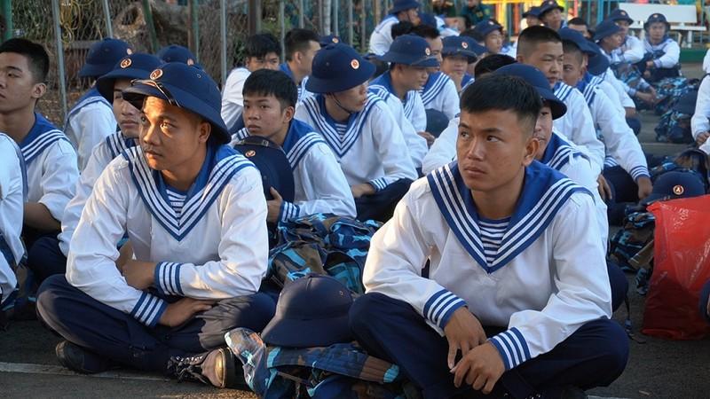 TP.HCM: Gần 4.500 thanh niên lên đường nhập ngũ - ảnh 5