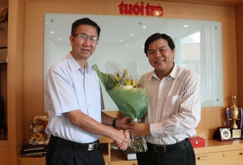 Ông Tăng Hữu Phong làm trưởng Ban Văn hóa-Xã hội HĐND TP.HCM - ảnh 1