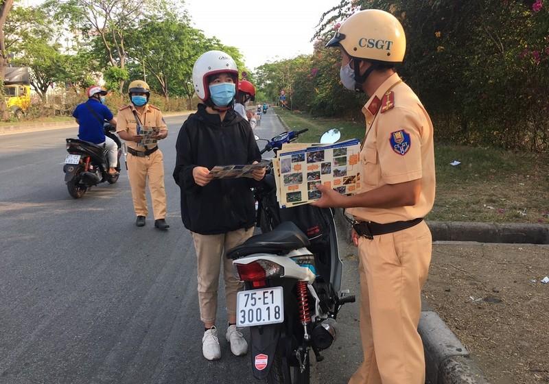 TP.HCM: Tai nạn giao thông tăng vì đường... thông thoáng - ảnh 1