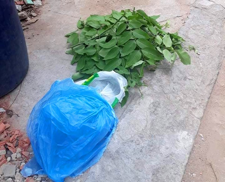 Quận Bình Tân: Bé trai sơ sinh 3 ký bị bỏ rơi trong thùng rác - ảnh 2