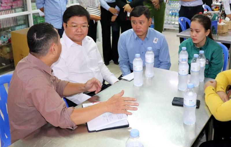 Nguyên nhân vụ phóng hỏa làm 3 người chết ở quận Bình Tân  - ảnh 3