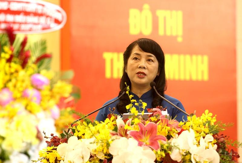 Bí thư Nguyễn Thiện Nhân:Quận 1 phải trở thành quận thông minh - ảnh 4