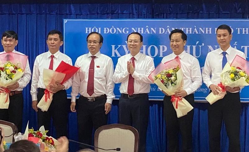 TP.HCM: Ông Hoàng Tùng làm Chủ tịch UBND TP Thủ Đức - ảnh 1