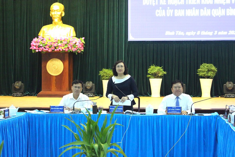 Lãnh đạo TP.HCM chia sẻ áp lực về dân số ở quận Bình Tân  - ảnh 2