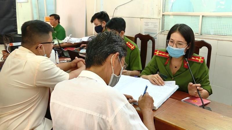 Thông tin mới về cấp CCCD cho người tạm trú ở Gò Vấp, TP.HCM - ảnh 1