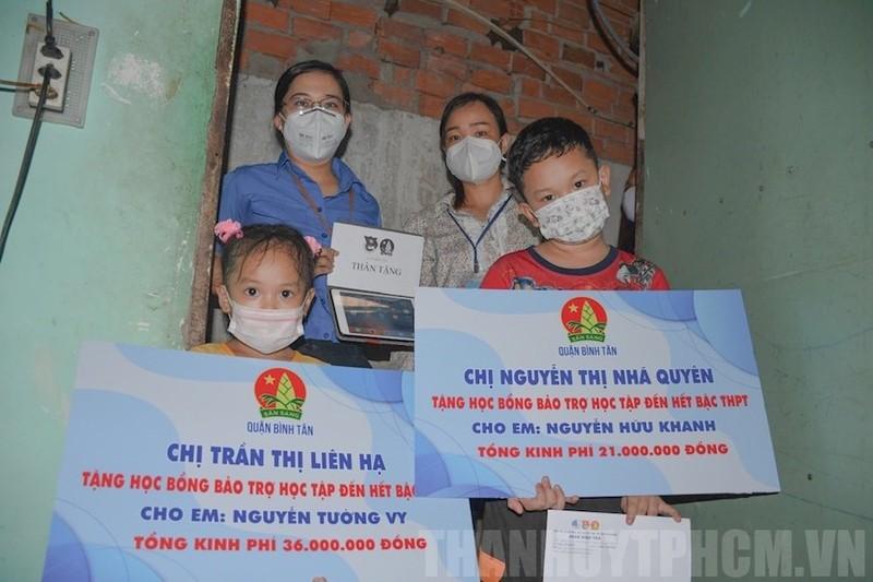 TP.HCM chỉ đạo khẩn việc chăm lo hàng ngàn trẻ mồ côi do COVID-19 - ảnh 1