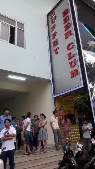 Vũng Tàu: Dân đòi đóng cửa Beer Club Queen dưới tầng trệt chung cư - ảnh 2