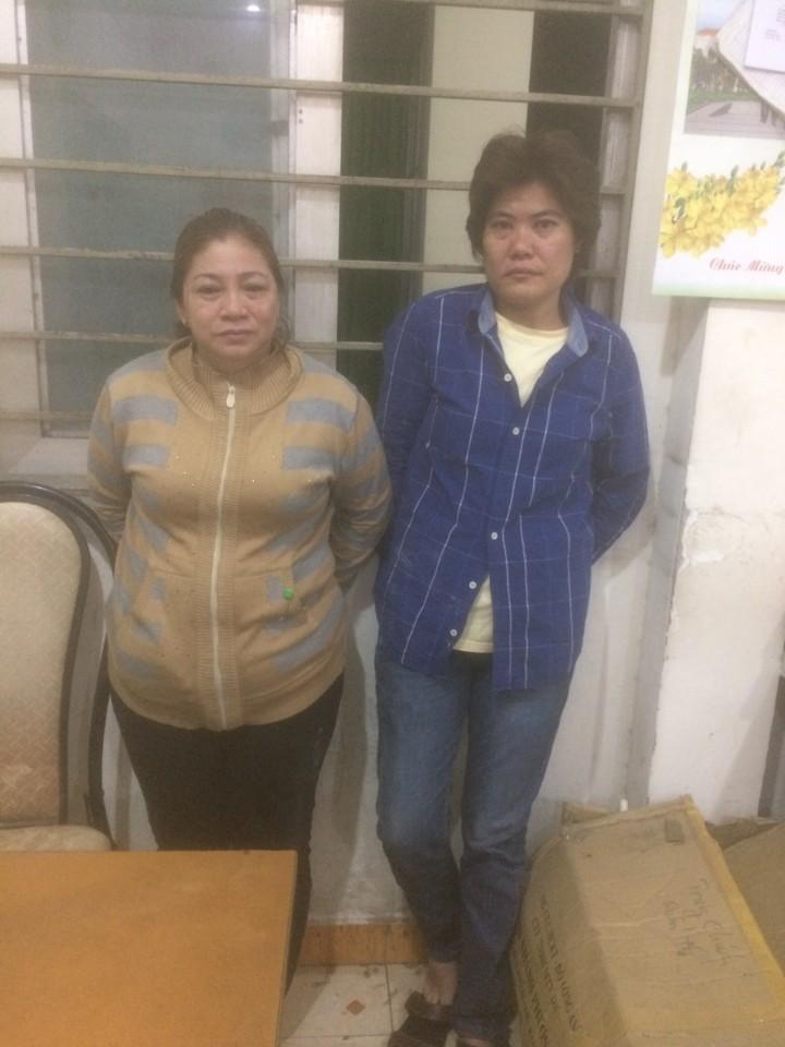 Bà Rịa-Vũng Tàu: 5 người truy nã bị bắt trong 1 ngày - ảnh 1