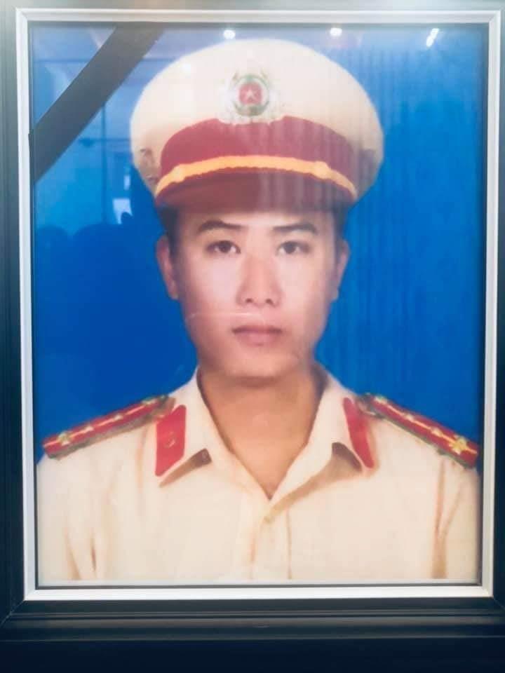 Tiễn biệt Đại úy CSGT Chu Quang Sáng! - ảnh 1