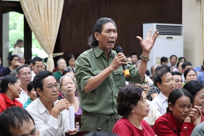 Dân phản đối đồ án điều chỉnh quy hoạch lần 8 của DIC Corp - ảnh 3