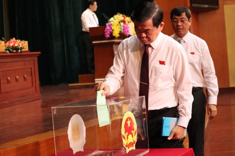 Bí thư Thành ủy Vũng Tàu được bầu làm phó chủ tịch HĐND tỉnh - ảnh 1