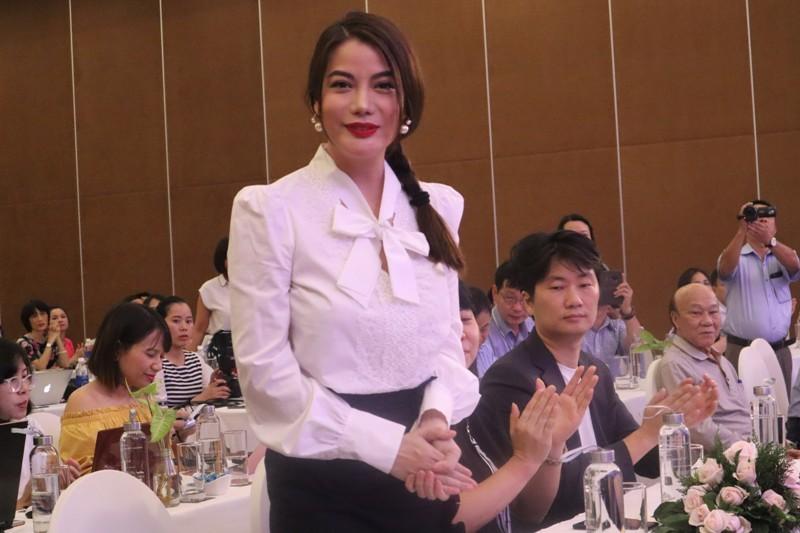 Diễn viên Trương Ngọc Ánh làm giám khảo LHP tại Vũng Tàu - ảnh 1