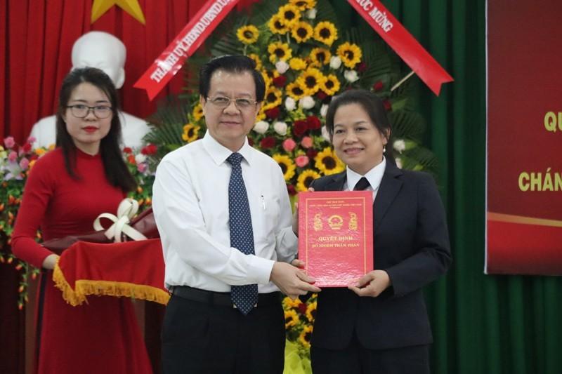 TAND tỉnh Bà Rịa-Vũng Tàu có phó chánh án 36 tuổi - ảnh 3