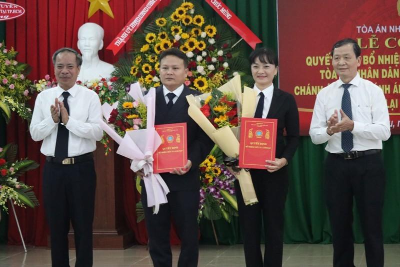 TAND tỉnh Bà Rịa-Vũng Tàu có phó chánh án 36 tuổi - ảnh 4