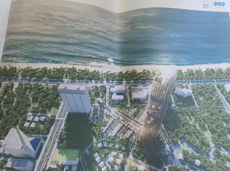 Thu hồi Chợ du lịch Vũng Tàu, FLC xin đầu tư tòa nhà 70 tầng - ảnh 2