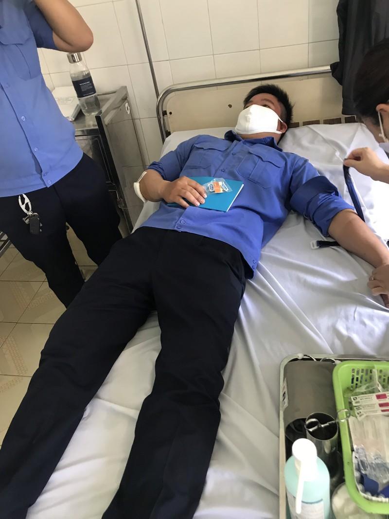 Cán bộ đô thị ở Vũng Tàu bị đánh khi xử lý nhà xây trái phép - ảnh 1