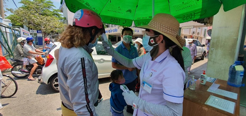 Vũng Tàu: Theo dõi sức khỏe một trường hợp về từ nước ngoài  - ảnh 2