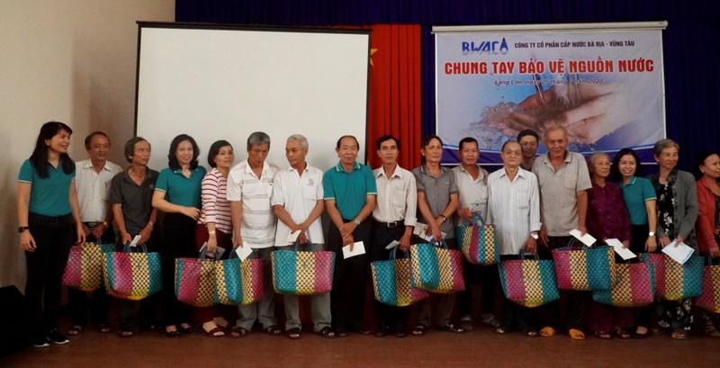 BWACO chung tay cùng người dân bảo vệ nguồn nước - ảnh 1