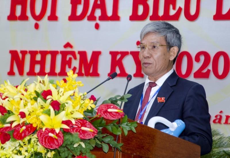 Chánh án Nguyễn Hòa Bình dự Đại hội Đảng bộ TP Vũng Tàu - ảnh 1