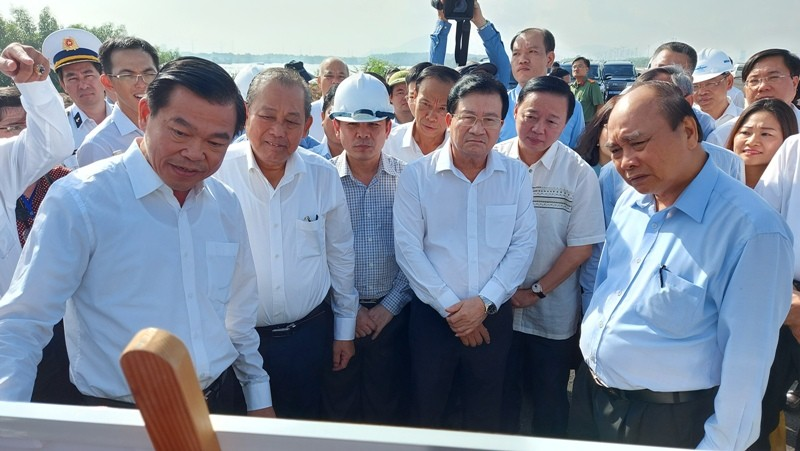 Chốt vị trí xây cầu Phước An nối Bà Rịa-Vũng Tàu và Đồng Nai - ảnh 1