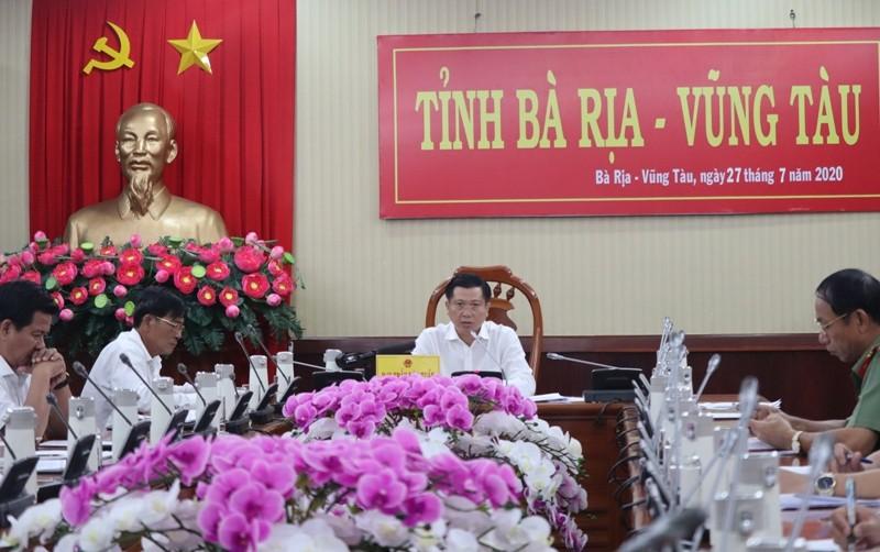 Bà Rịa- Vũng Tàu: Về từ Đà Nẵng sau 15-7 phải khai báo y tế - ảnh 1