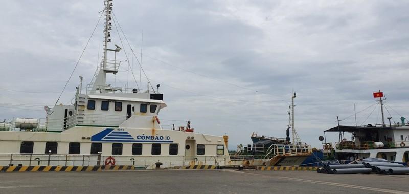 Sẽ chấm dứt hoạt động tàu Côn Đảo 10 - ảnh 1