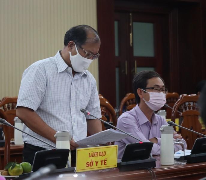 Bà Rịa- Vũng Tàu: Thông tin về COVID-19, thi tốt nghiệp THPT - ảnh 1