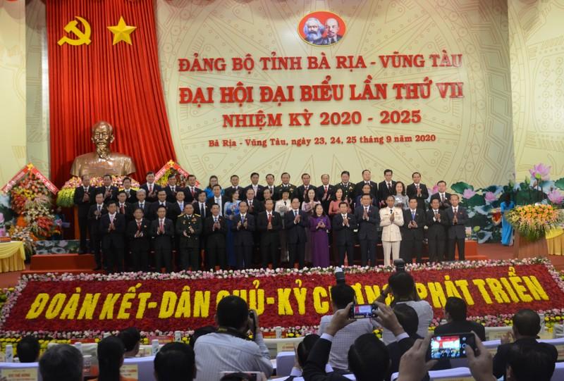 Ông Phạm Viết Thanh tái đắc cử Bí thư tỉnh Bà Rịa-Vũng Tàu - ảnh 2
