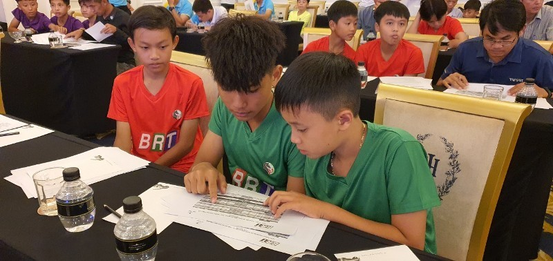 Khởi động Giải bóng đá thiếu niên nhi đồng  - ảnh 3