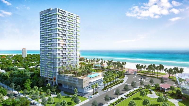 21 dự án Condotel đang triển khai ở Bà Rịa-Vũng Tàu - ảnh 1
