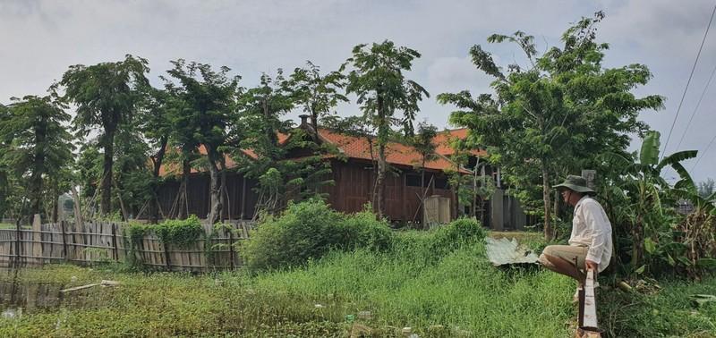 Đã tháo dỡ xong cụm nhà gỗ xây trái phép tại Vũng Tàu - ảnh 1