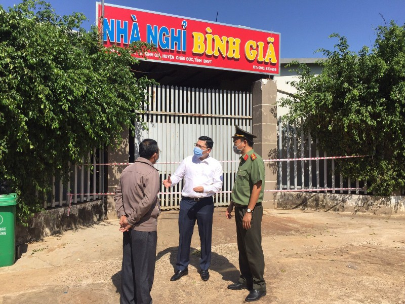 Bà Rịa-Vũng Tàu: 146 F2 liên quan đoàn đi du lịch Đà Nẵng - ảnh 1