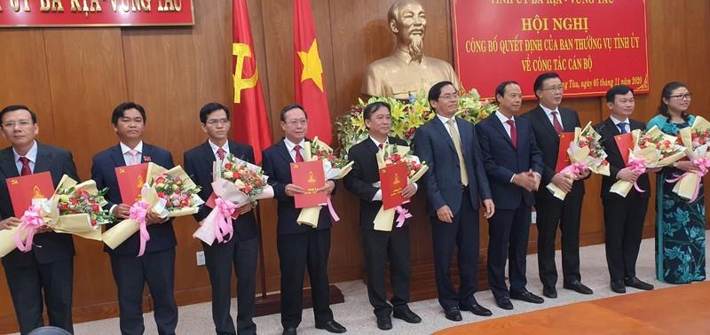Bà Rịa-Vũng Tàu thi tuyển lãnh đạo Ban Nội chính, Dân vận - ảnh 1