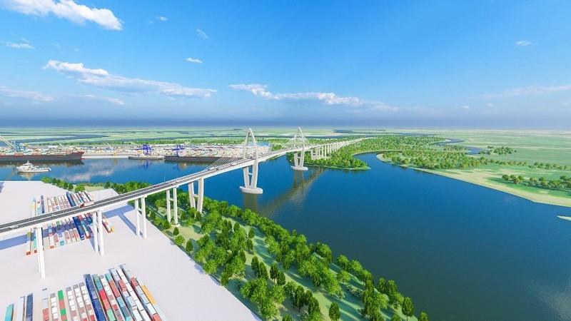 Kiến trúc độc đáo của cầu Phước An nối Bà Rịa-Vũng Tàu với Đồng Nai  - ảnh 2