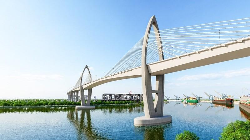 Kiến trúc độc đáo của cầu Phước An nối Bà Rịa-Vũng Tàu với Đồng Nai  - ảnh 1