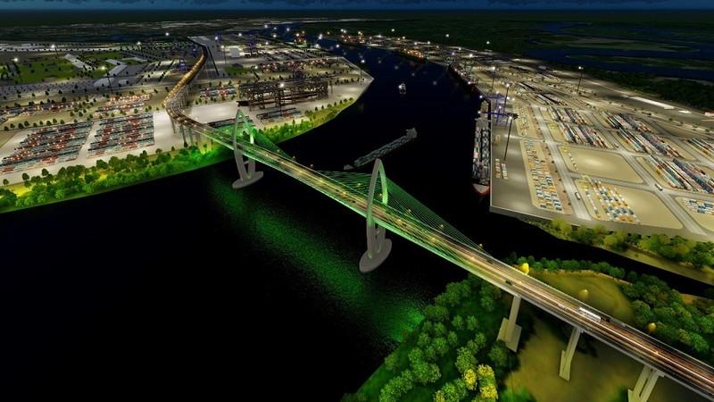 Kiến trúc độc đáo của cầu Phước An nối Bà Rịa-Vũng Tàu với Đồng Nai  - ảnh 3
