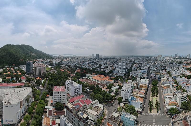 Bà Rịa- Vũng Tàu: Thêm thị xã Phú Mỹ, TP Bà Rịa là vùng xanh - ảnh 1
