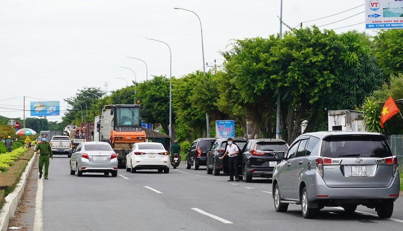 Bà Rịa- Vũng Tàu thông tin rõ hơn việc người dân di chuyển liên huyện, liên tỉnh - ảnh 2