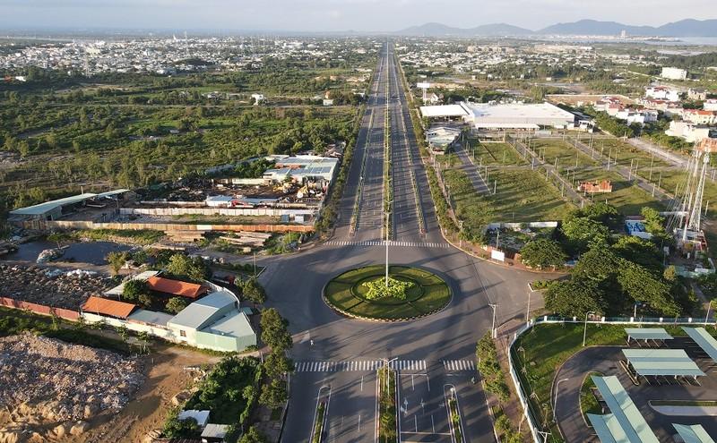 Phê duyệt điều chỉnh quy hoạch 1/2.000 khu đô thị Bắc Vũng Tàu  - ảnh 1
