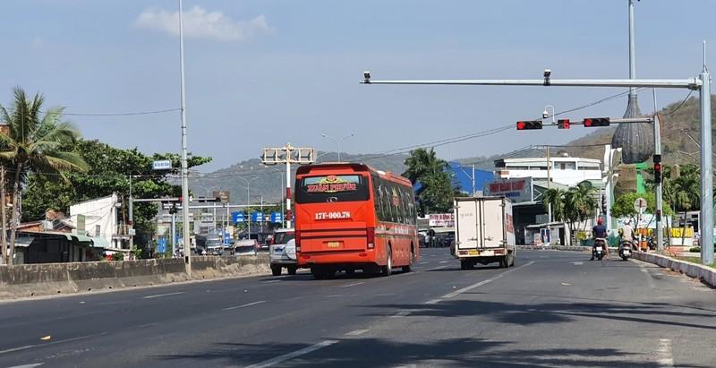 Bà Rịa- Vũng Tàu: Xử phạt giao thông qua camera giám sát trên QL51 từ 15-10 - ảnh 1