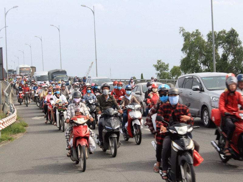 Cầu Rạch Miễu 2: Thúc đẩy phát triển kinh tế miền Tây - ảnh 1