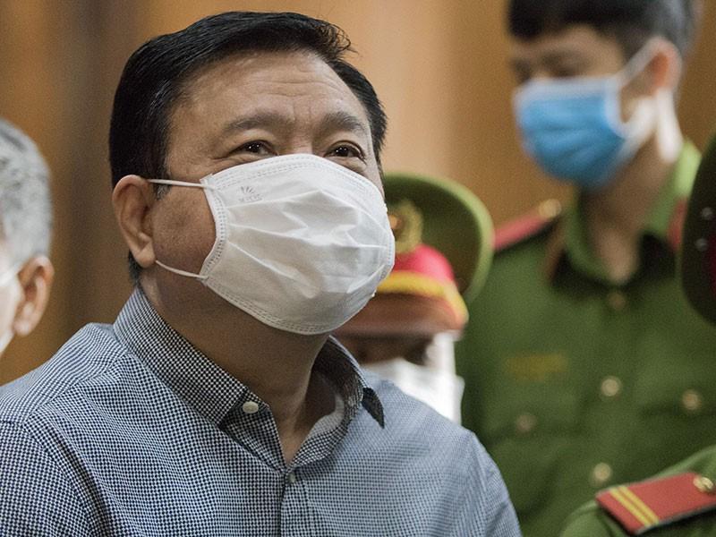 Ông Đinh La Thăng phủ nhận cáo buộc nhưng không kháng cáo - ảnh 1
