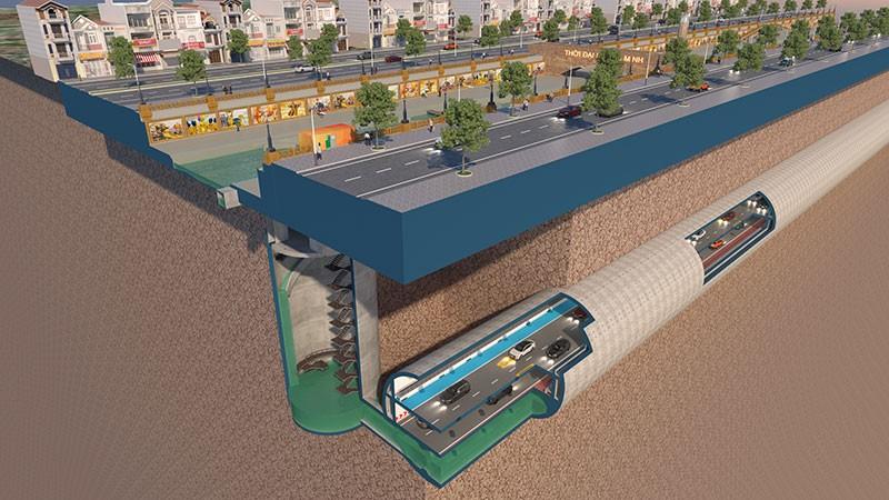 Làm cống ngầm, cao tốc dưới sông Tô Lịch có khả thi? - ảnh 1